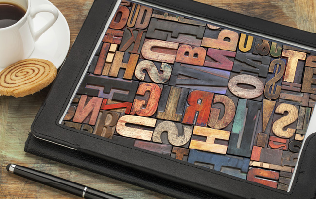 Become a typography know-it-all