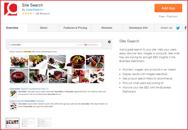 Site Search
