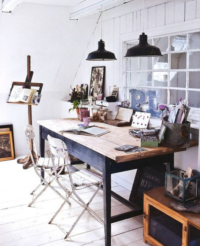 Most Beautiful Home Work Spaces Around the World