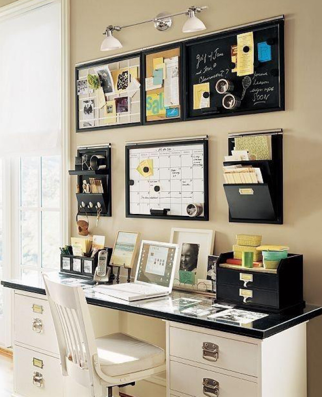 Interior Inspiration Creative Setups for Your Home Office