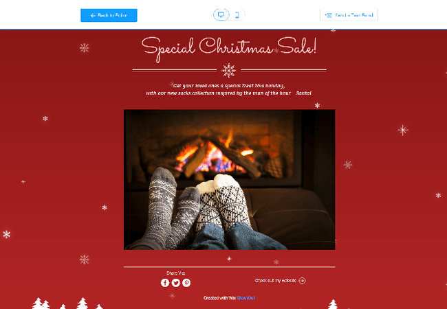 Spread Holiday Cheer in a Newsletter