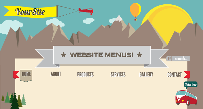 6 Website Navigation Tips, Including Our Newest Menu Features!