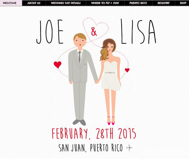 Joe and Lisa