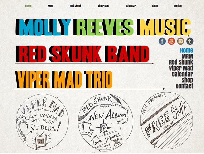 Molly Reeve Music