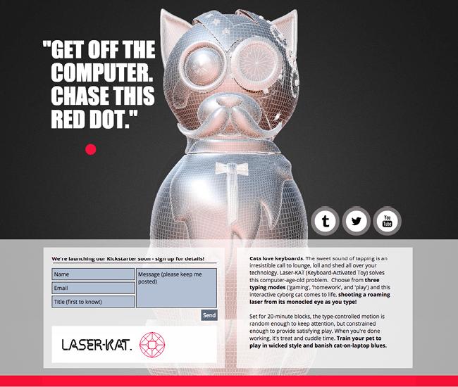 Laser Kat