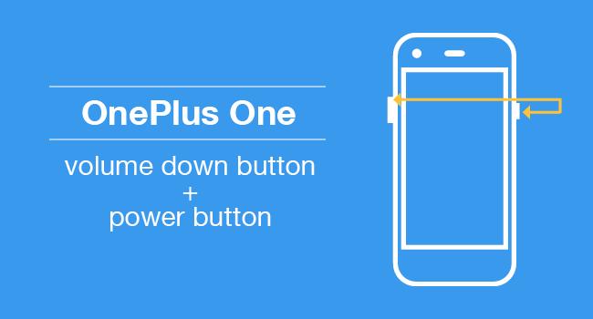 OnePlus One Screenshot