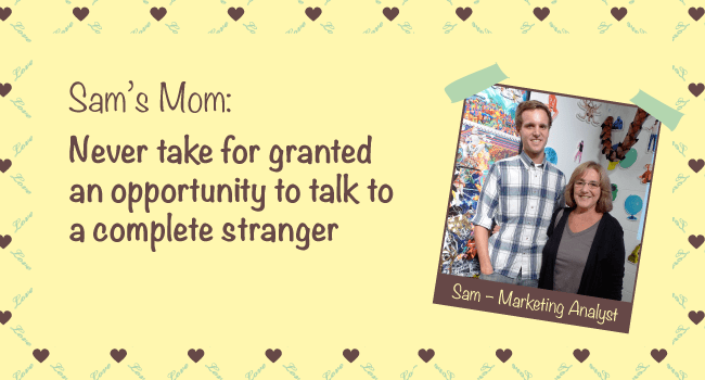 Wix Mother Day Special: Tips we got from our Moms -  Sam