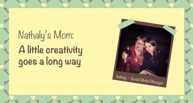 Wix Mother Day Special: Tips we got from our Moms -  Nathaly