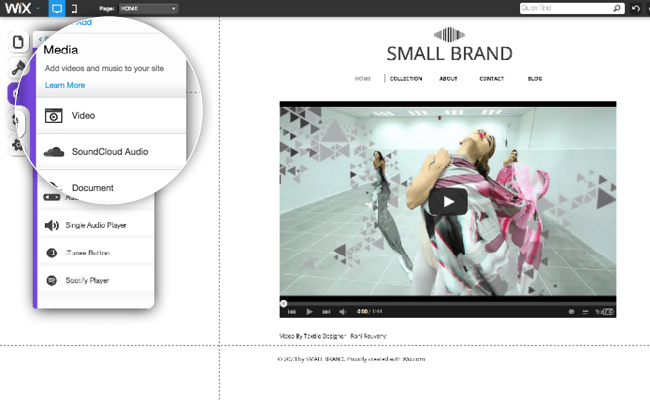 Add Video to Your Wix Website
