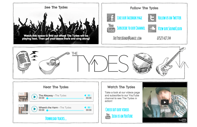 The Tydes
