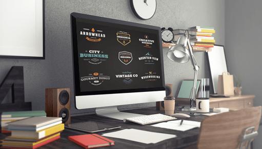 crea il tuo logo in modo semplice