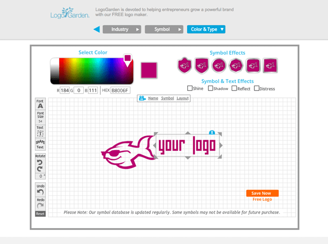 creation logo online free
