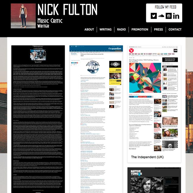 Nick Fulton