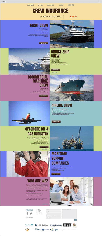 Crew Insurance