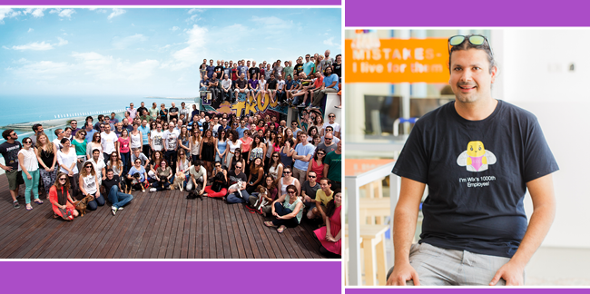 How It's Like to Be Wix's 1,000 Employee