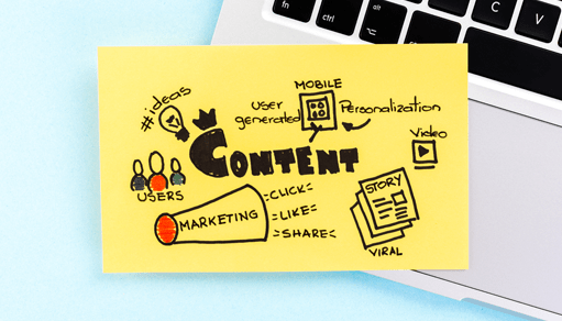 6 Gorgeous Content Marketing Ideas for Small Business