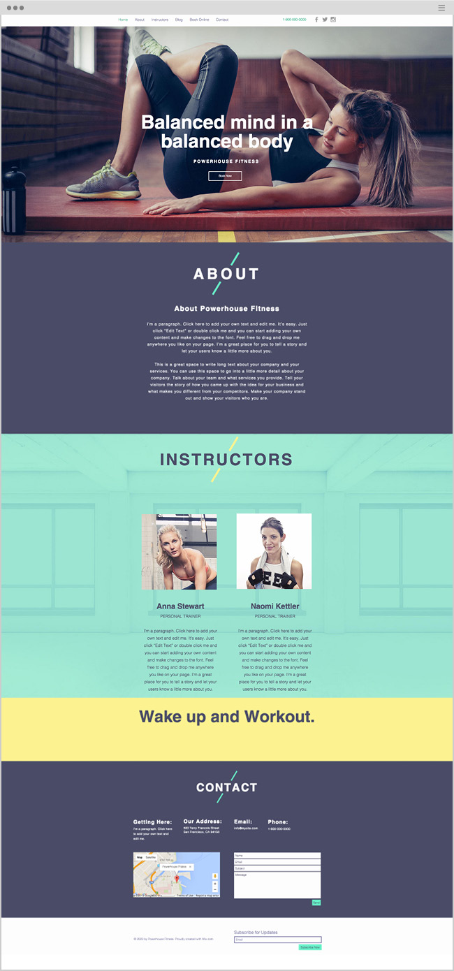 Hot New Web Design Trend Parallax Scrolling