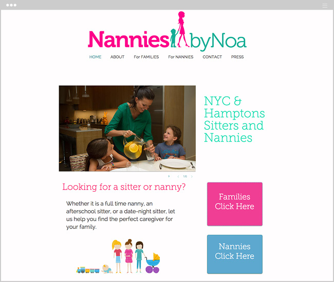 Nannies by Noa