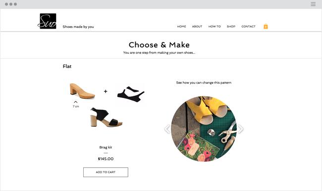 suo shoes Shoe Kit_image