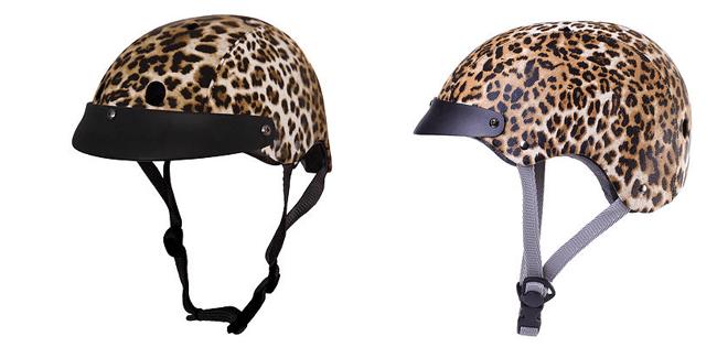 Sawako Furuno Fashionable Helmets