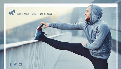 10 Fitness and Sports Website Templates - Free From Wix