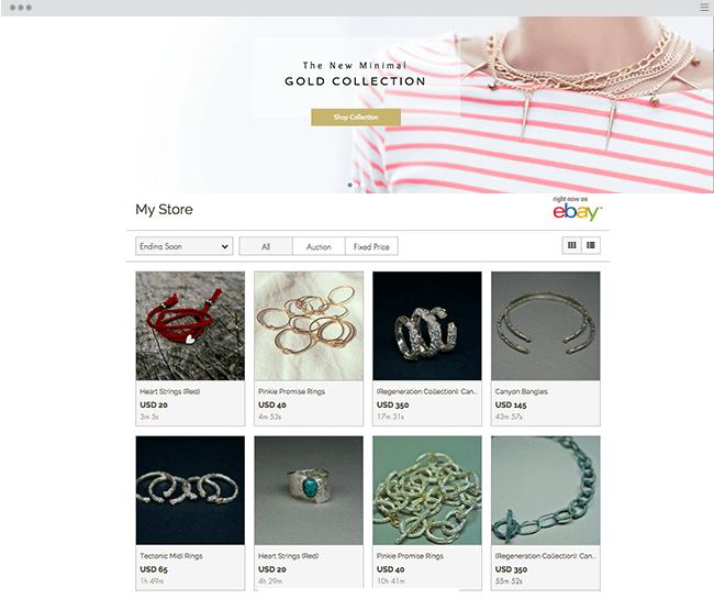 eBay eCommerce