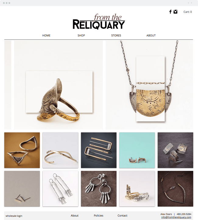 From The Reliquary Jewelry Phoenix HOME_site