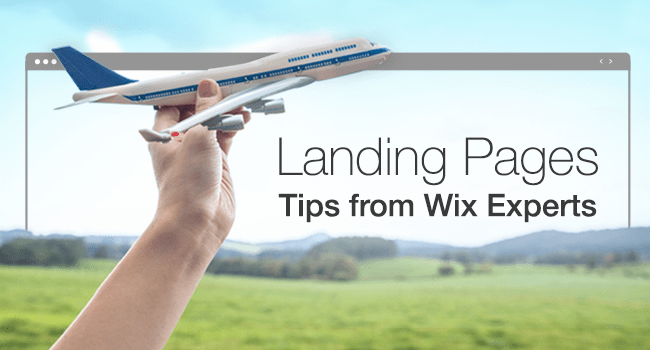 Landing Pages 101: Best Practices and Tips from Wix Expert