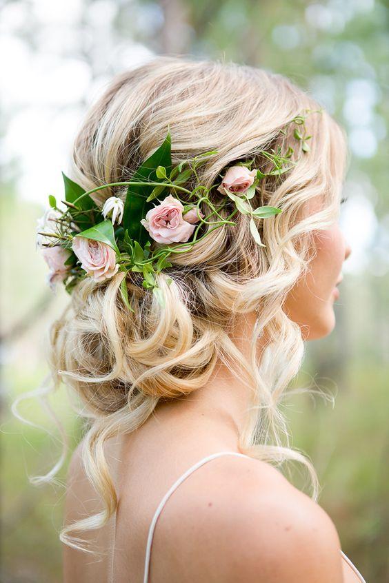 Wedding Ideas Pinterest 30 Superb Wedding Hair Flower