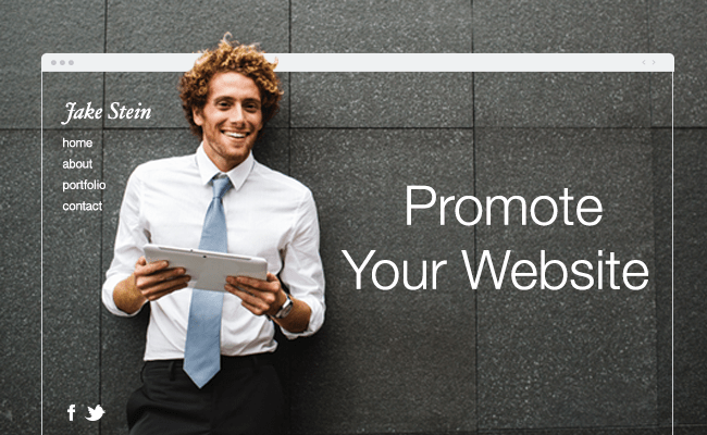 All the Places You're Forgetting to Promote Your Website