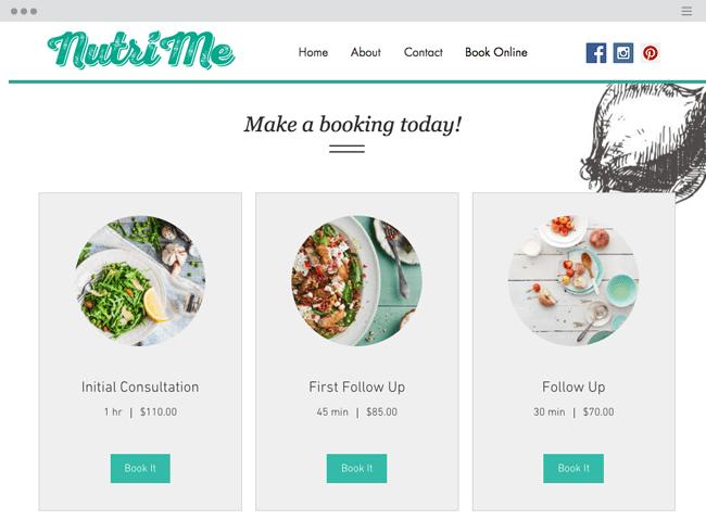 NutriMe • Nutritionist Newtown_site