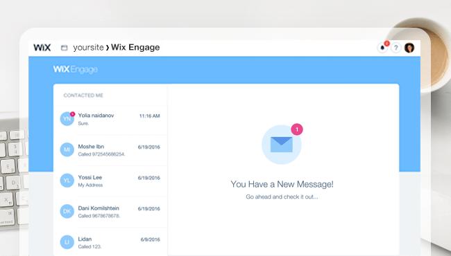 Wix Engage