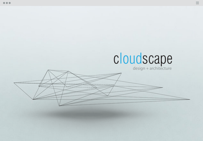 Cloudscape Architecture copy