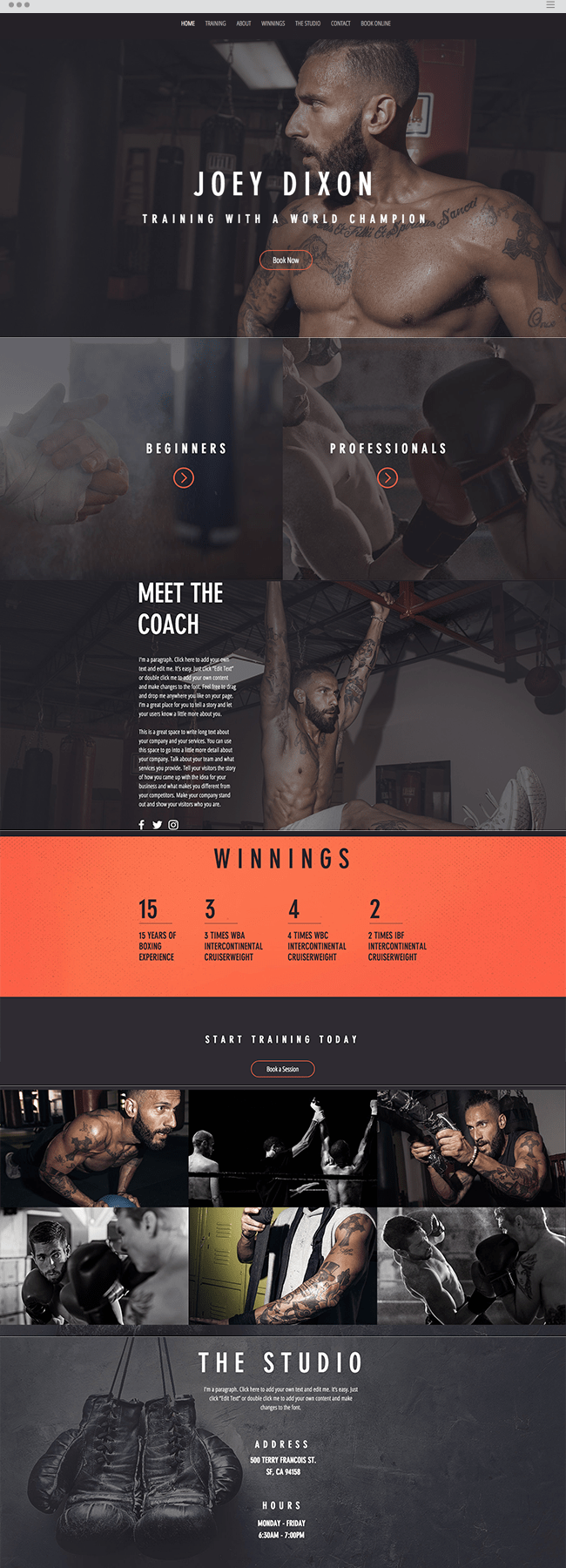 12 Stunning Website Templates You Can't Miss in 2016