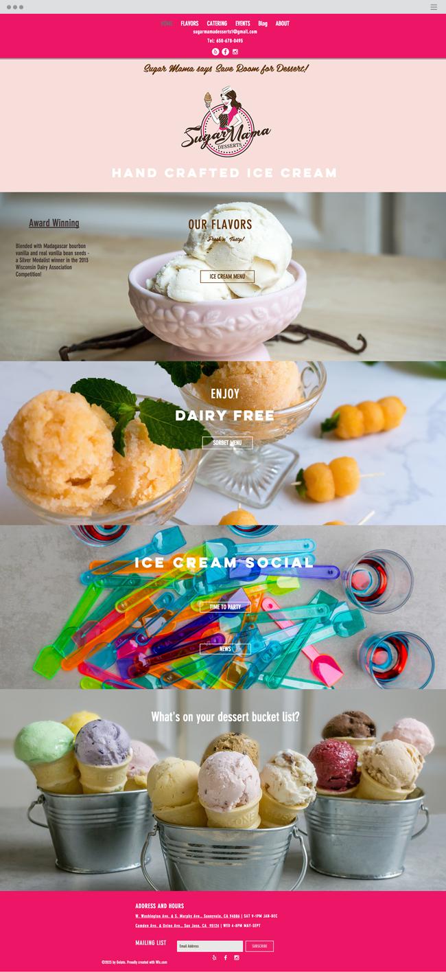 Sugar Mamma Desserts