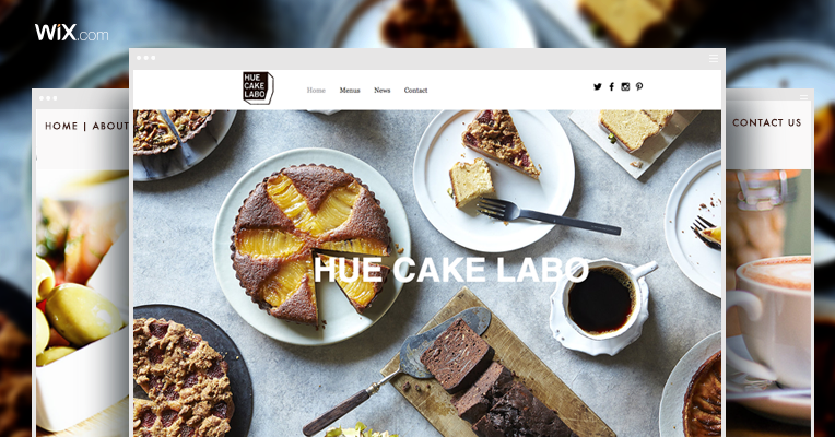 11 restaurant websites with the recipe for success forumfinder Gallery