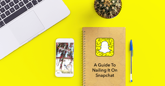 A Guide To Mastering Snapchat