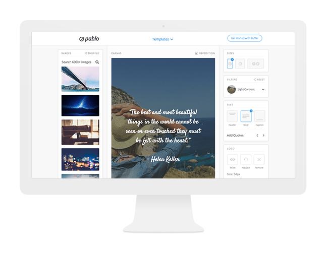 pablo image designer