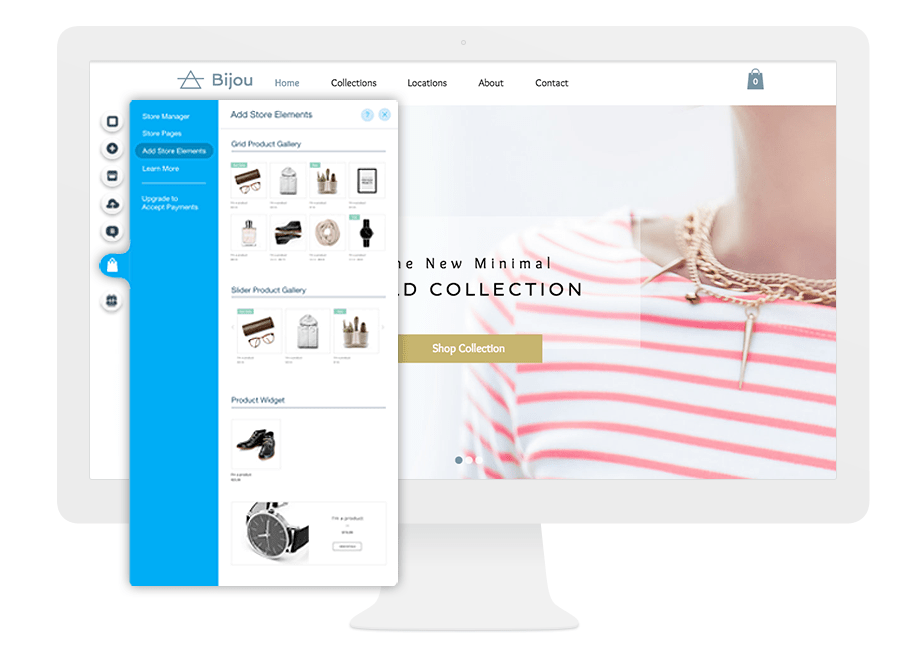 Wix eCommerce - Add Your Product