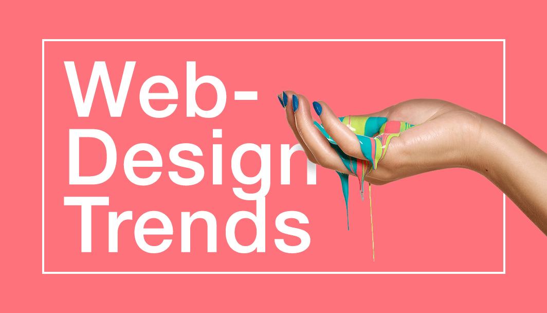 the hottest web design trends you should know in 2017. Black Bedroom Furniture Sets. Home Design Ideas