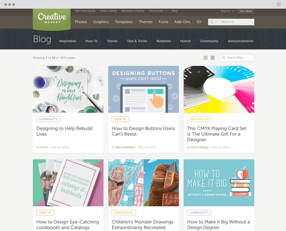 design blogs 14 design blogs every creative should bookmark