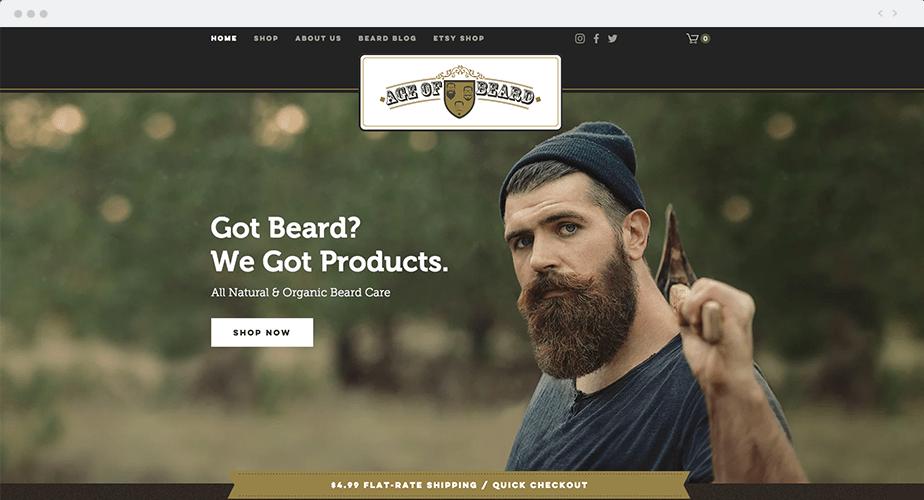 Age of Beard