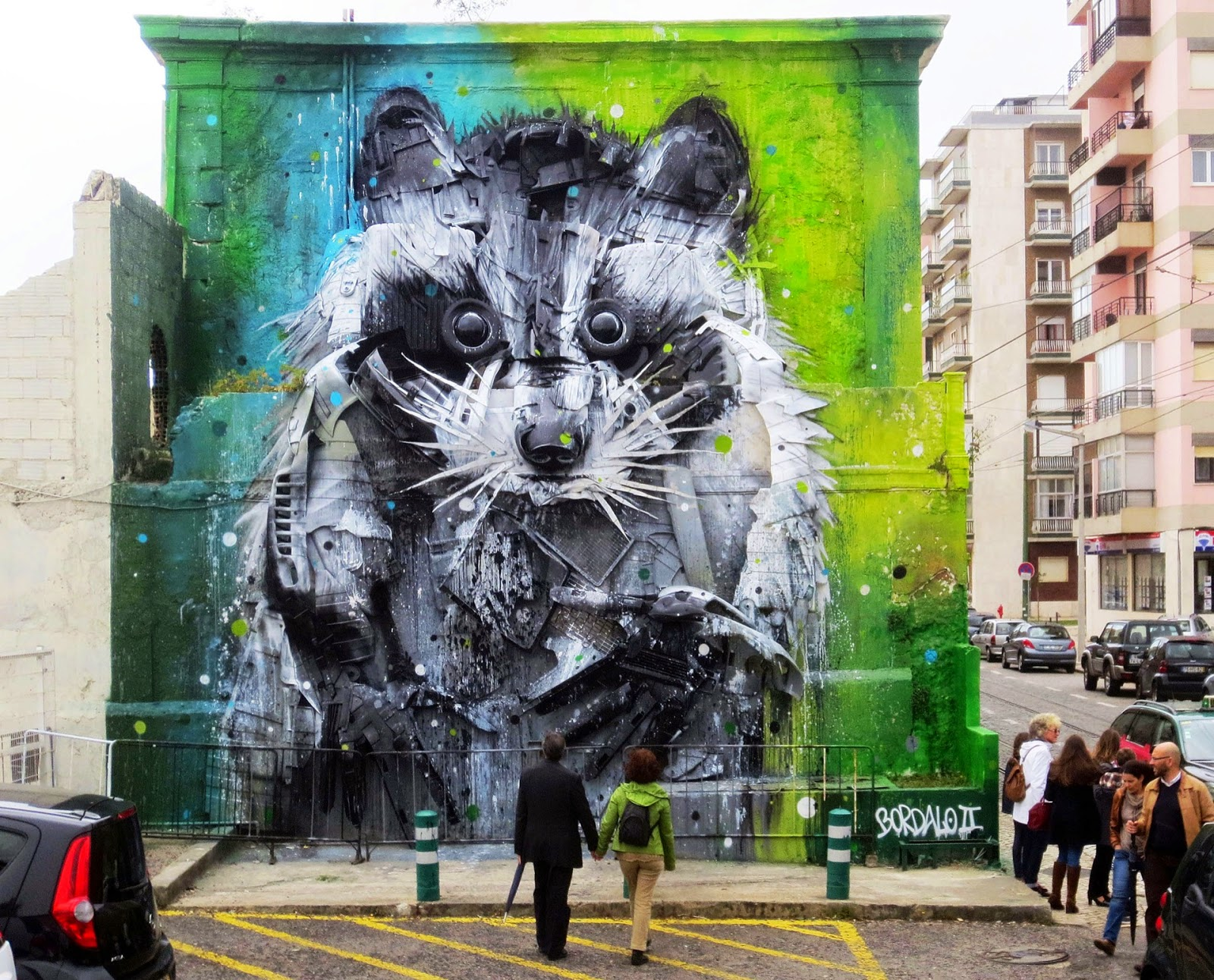 The best street art found in Portugal