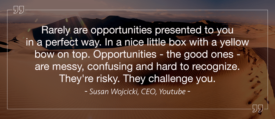 Susan Wojcicki, CEO YouTube, Entrepreneur Quotes