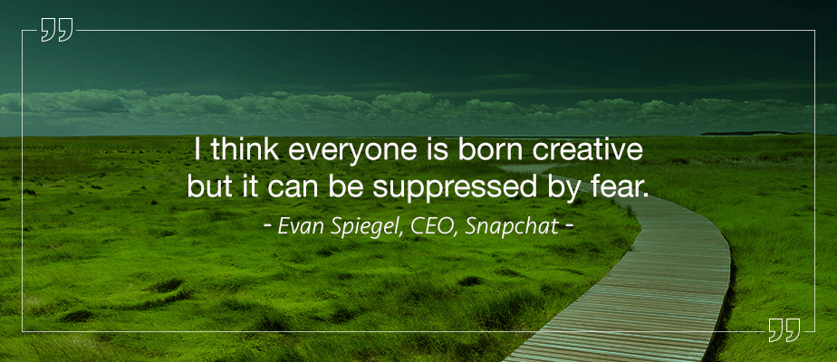 Evan Spiegel, CEO Snapchat, Inspirational Quotes