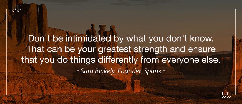 Sara Blakely, Inspirational Quotes