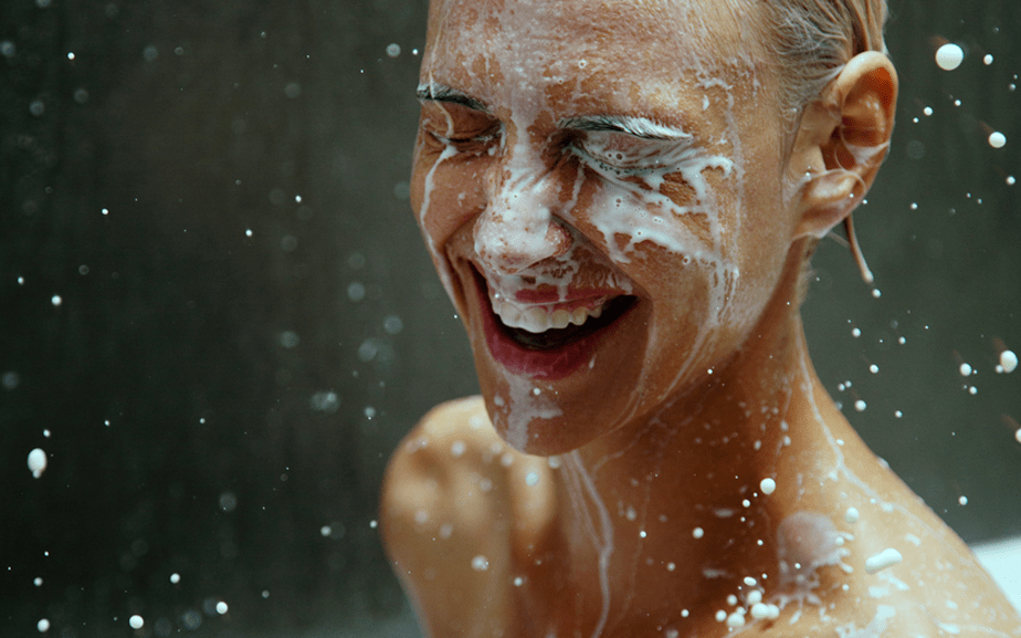 Start your day with a cold shower