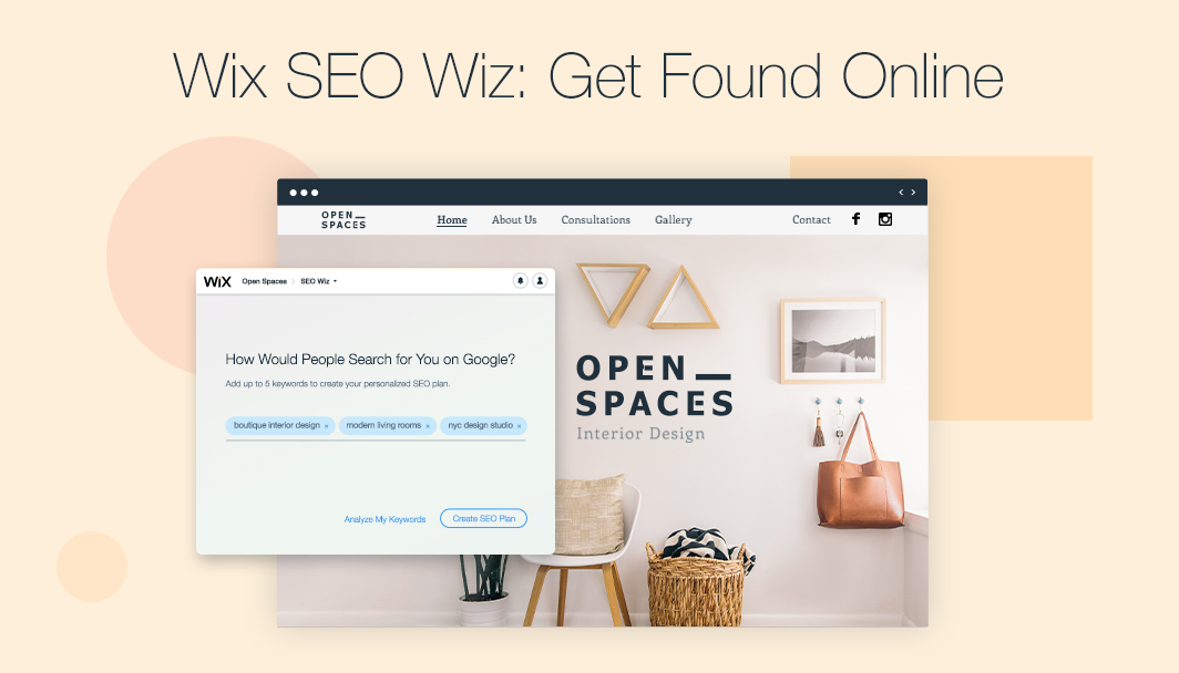 Rank Higher on Google with Wix SEO Wiz