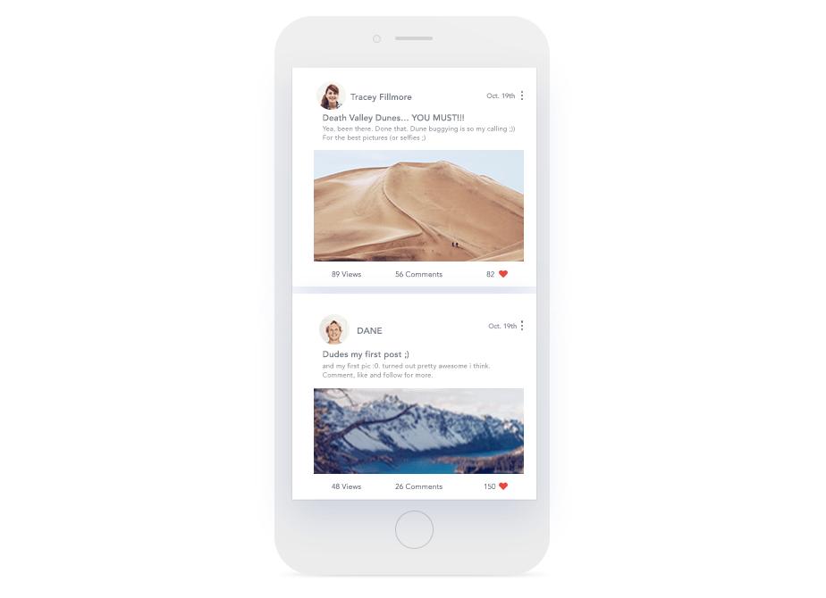 Wix Forum - mobile