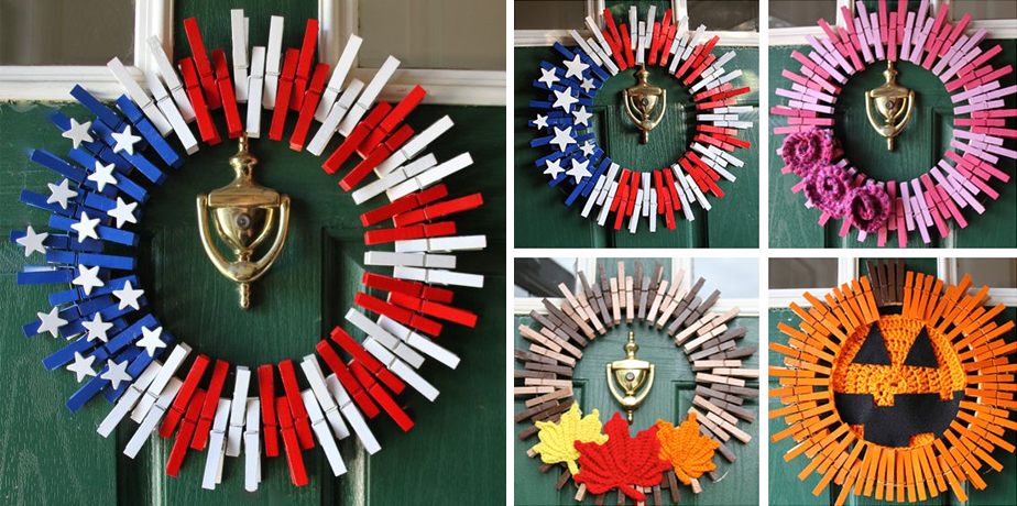 4th July Wreath